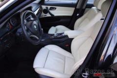 interier BMW E90
