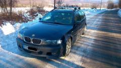 Originál strešný nosič BMW 46 touring