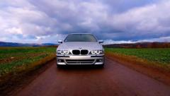 BMW E39 530D M-Packet MANUAL
