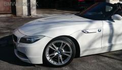 BMW Z4 v stave nového vozidla