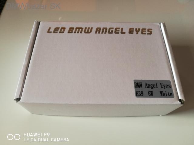 E39 Led angel eyes - 1/4