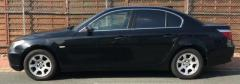 BMW e60 530Da 160kW (automat) barva BLACK SAPPHIRE METALLIC ,Barva interiéru LEDER DAKOTA/BEIGE 3