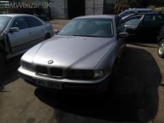 BMW e39 525tds barva aspensilber