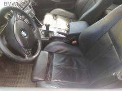 BMW e39 525d 120kW barva titansilber
