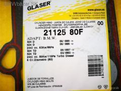 Tesnenie hlavy válcov GLASER BMW M21D24 1,87mm