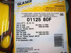 Tesnenie hlavy válcov GLASER BMW M21D24 1,55mm