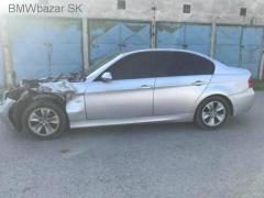 ROZPREDÁM BMW E90 320 110kw 2007