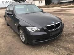 Rozpredám BMW E90 320d 120kw 2007