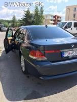 BMW 7 730d E65/E66