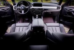 Kožené autorohože BMW X5