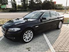 BMW 520d 135 kW. F10