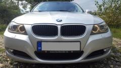 BMW 320d | 120kW | e90 LCI | EffDynamics | M6 | VAM R1 | iDrive | NAVI