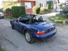 Predám BMW z3 1.8is Cabrio