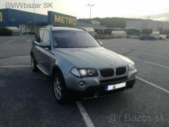 BMW X3 20d Xdrive 130Kw Manual Panorama BiXenon 182 tis Km
