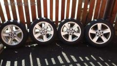 Originál BMW disky a zimné pneumatiky