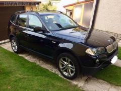 BMW X3 3.0SD XReihe 210kw