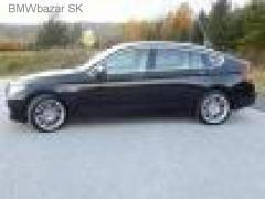 BMW rad 5 GT 535d xDrive Gran Turismo (F07)