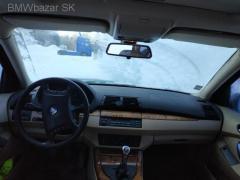 Nepojazdné BMW X5 E53