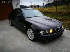 BMW E39 525d Edition Lifestyle