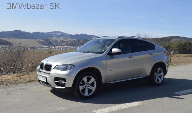 Predám BMW x6 30d 2011, 146 000km - 1/10