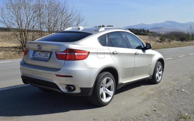 Predám BMW x6 30d 2011, 146 000km - 2/10