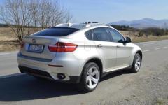 Predám BMW x6 30d 2011, 146 000km