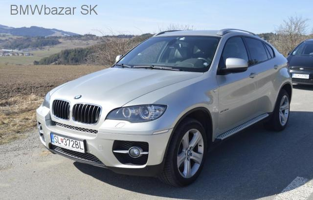 Predám BMW x6 30d 2011, 146 000km - 4/10