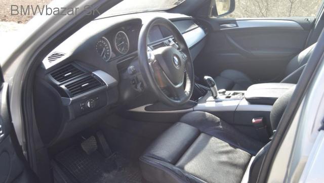 Predám BMW x6 30d 2011, 146 000km - 5/10