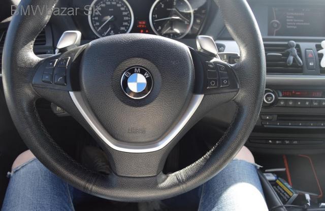 Predám BMW x6 30d 2011, 146 000km - 10/10