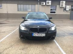 BMW E60 525D 165 kW /224 ps FACELIFT MPAKET BBS R19