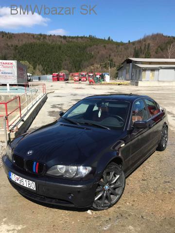 BMW E46 - 1/5