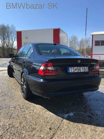BMW E46 - 2/5