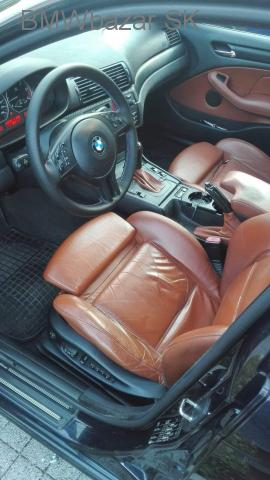 BMW E46 - 3/5