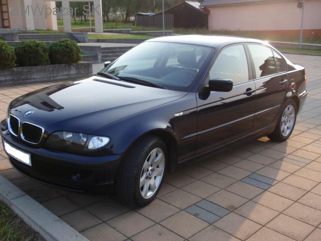 BMW 318i,e46 - 1/10
