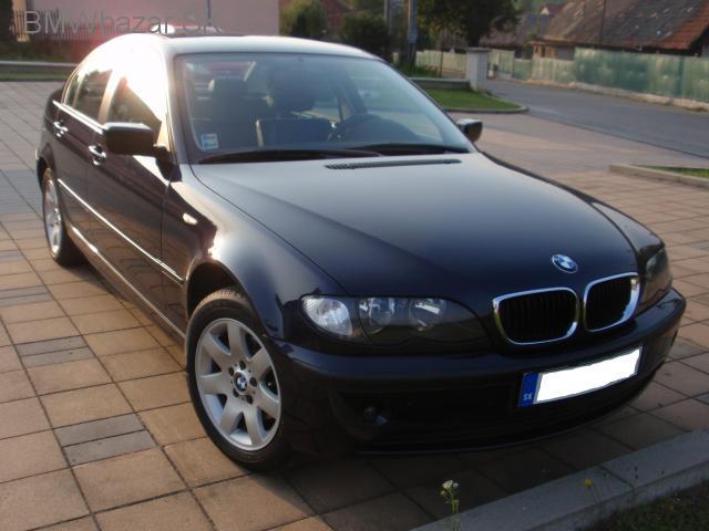 BMW 318i,e46 - 2/10