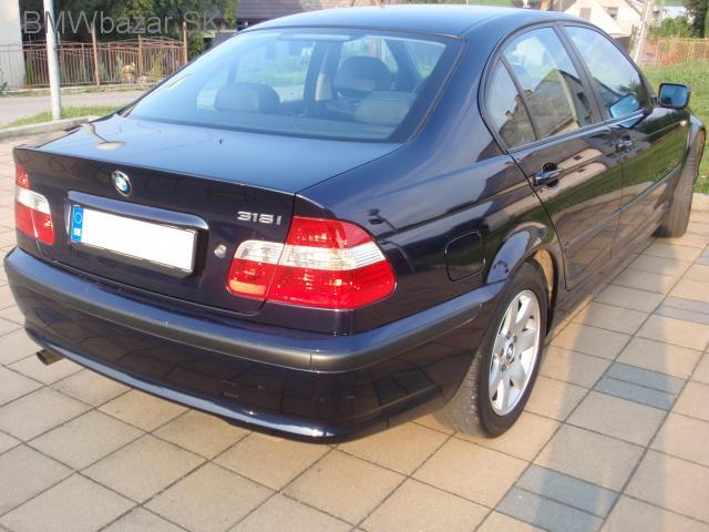 BMW 318i,e46 - 3/10