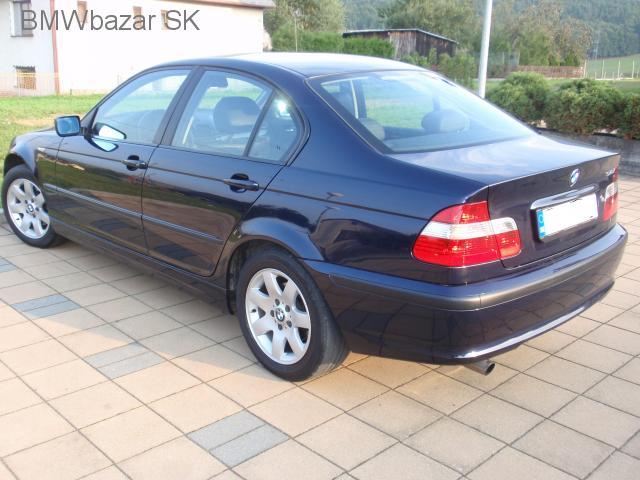 BMW 318i,e46 - 4/10