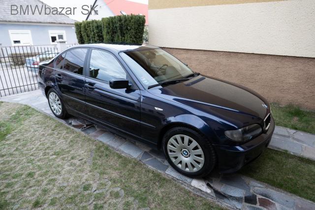 BMW 318d E46 r.v.03/2003,čip na 110kw - 1/10