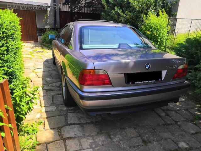 BMW E38 740i - 3/6
