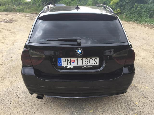 BMW 320D (E91) - 3/8