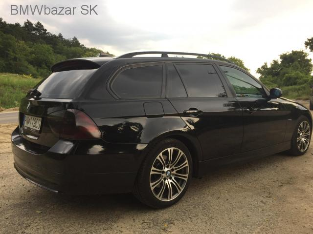 BMW 320D (E91) - 4/8