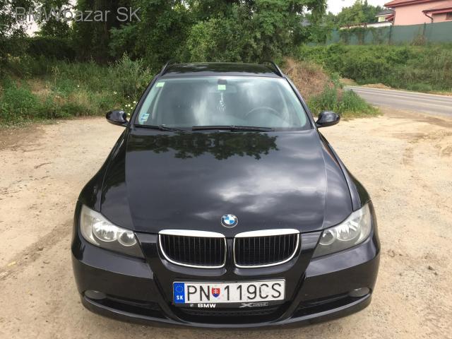 BMW 320D (E91) - 5/8