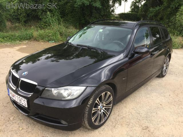 BMW 320D (E91) - 6/8