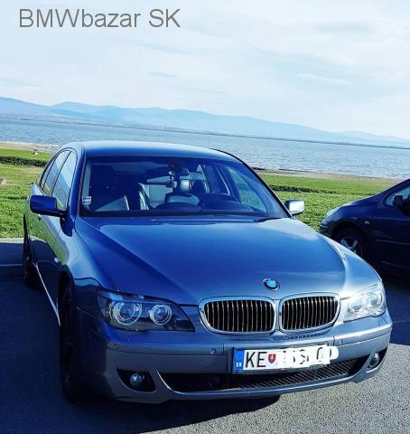 BMW E65 730D po fl. 11/2007 - 1/10