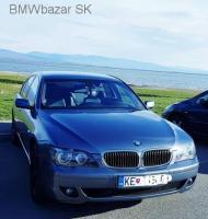 BMW E65 730D po fl. 11/2007