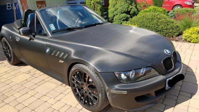 BMW Z3 E36 Roadster - 1/10