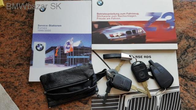BMW Z3 E36 Roadster - 8/10