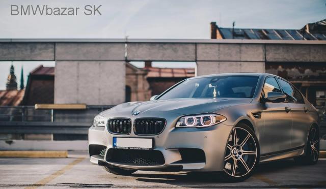 BMW M5 30 Jahre - 1/4