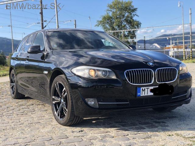 BMW 520d touring - 1/8