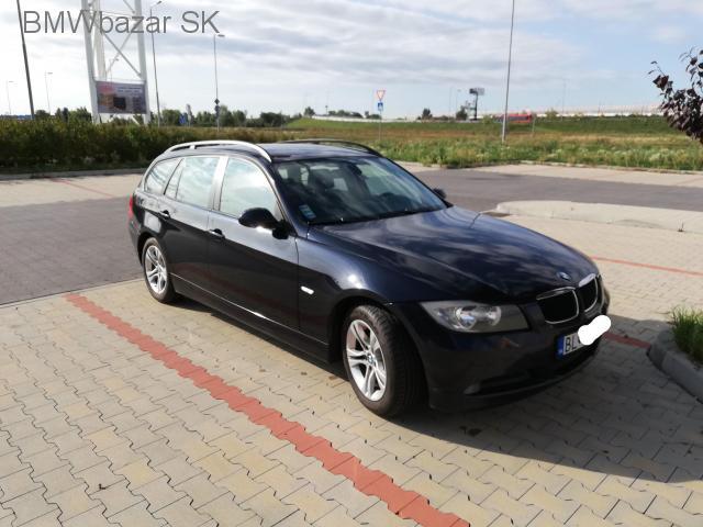 Predám BMW 318d, E91 - 1/9